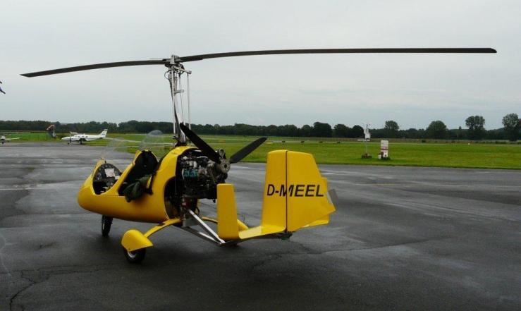 32-gyrocopter