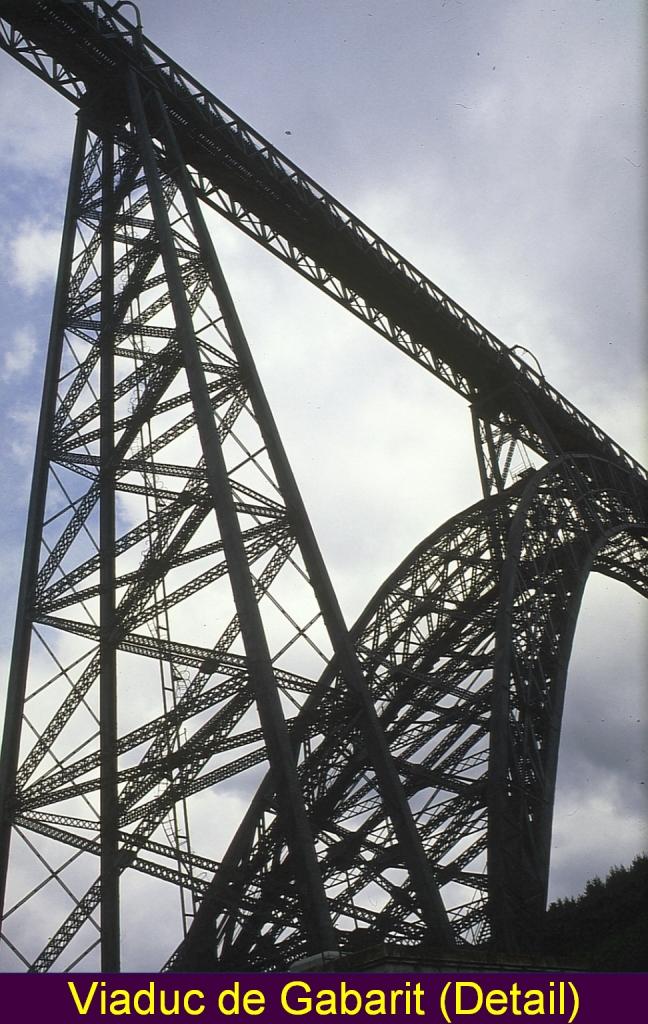 Viaduc du Gabarit (Detail)