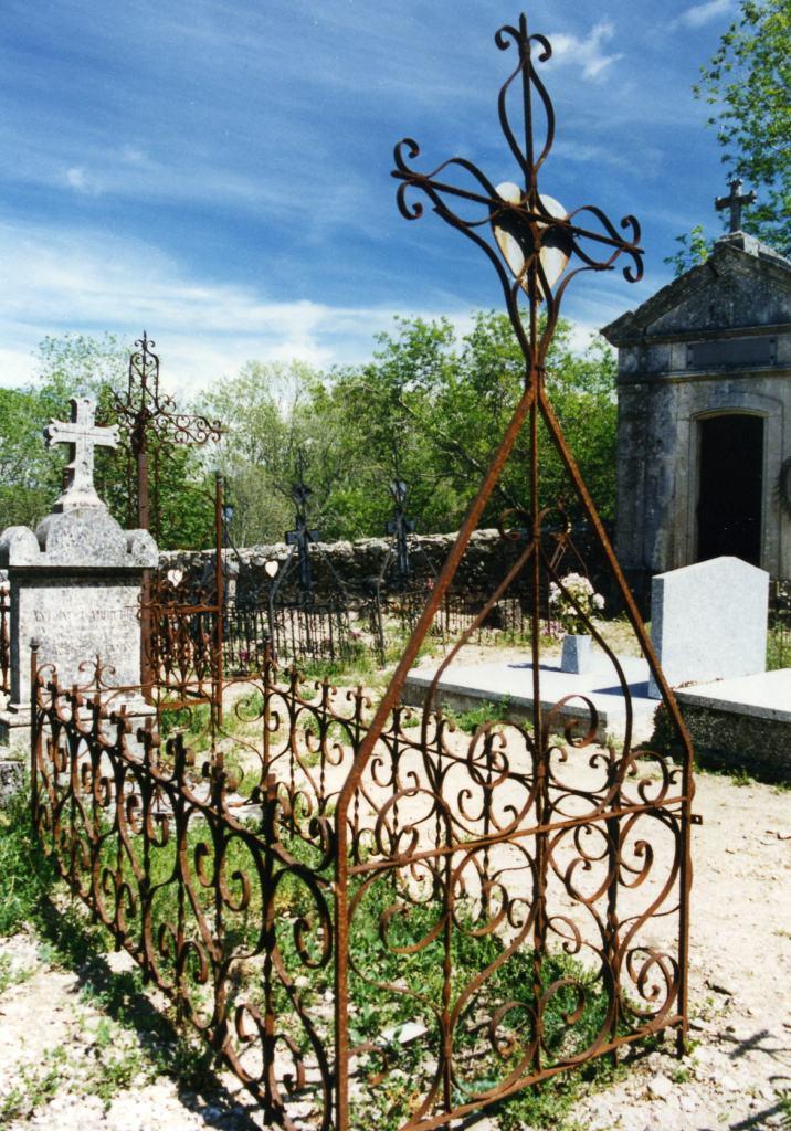 Friedhof von Douch, Epinouse / Languedoc