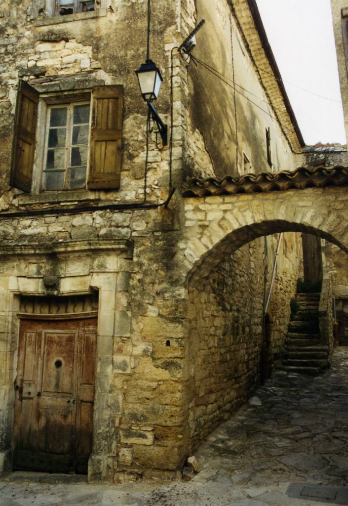 Vachères, Haute Provence