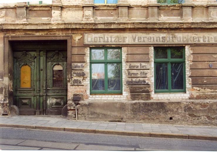 Görlitz, Schlesien 1996