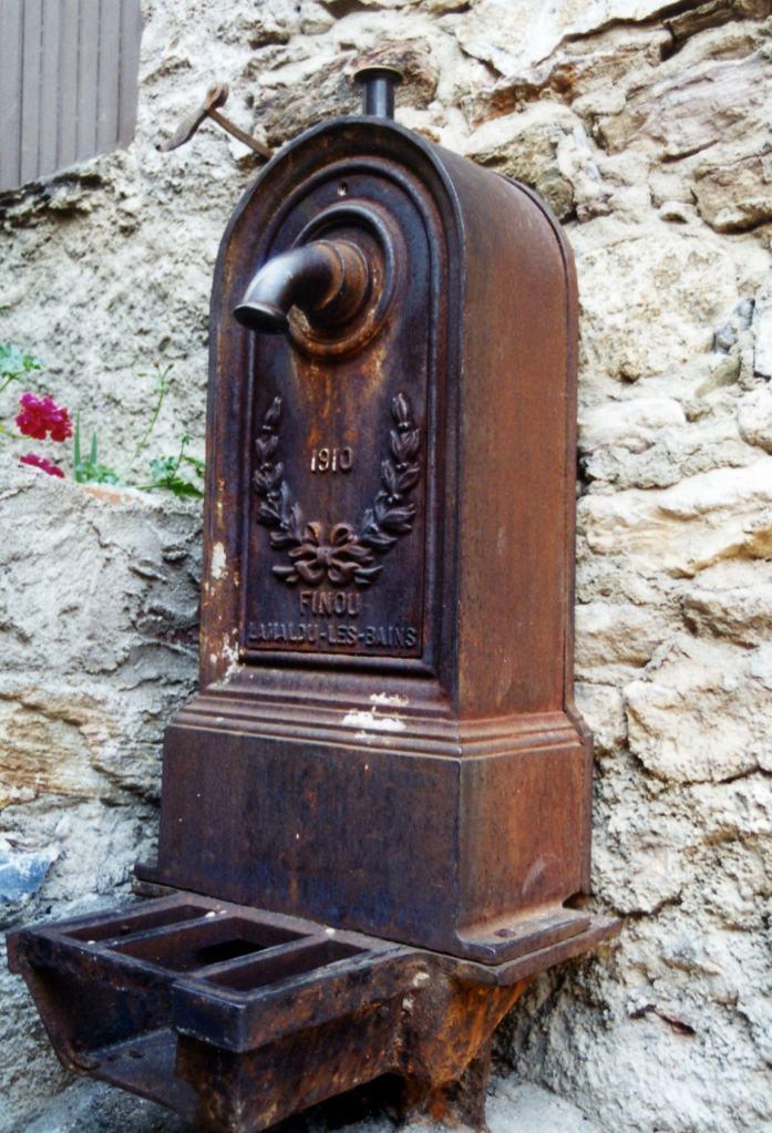 Olargues, Haute Languedoc