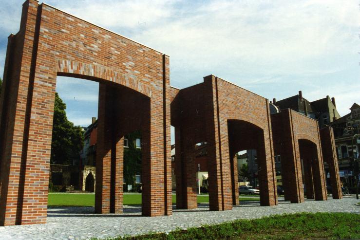 Kirkeby in Recklinghausen NRW