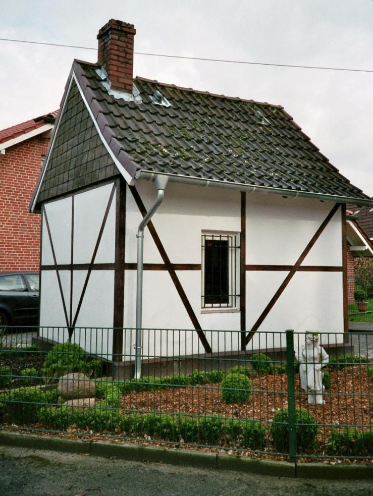 Kleinstes Haus in Recklinghausen