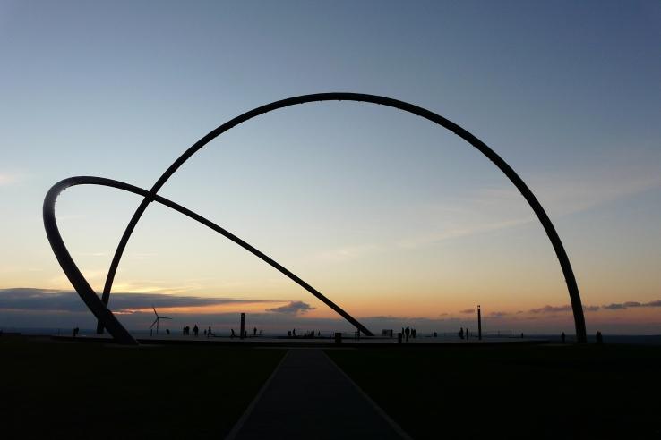 Das Horizont-Observatorium (26.12.2008)