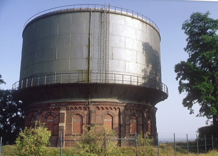 Wasserturm in Recklinghausen-Ost