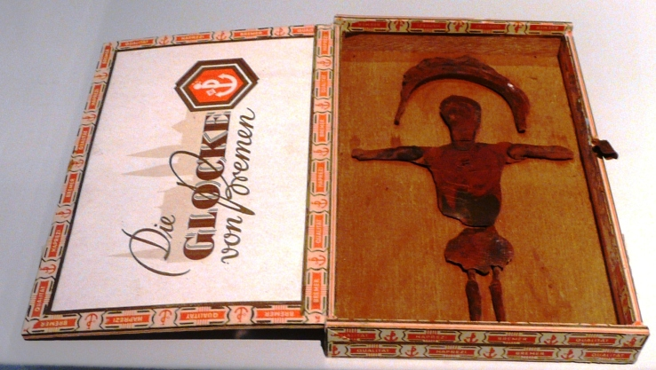 I kunst in der Zigarrenkiste