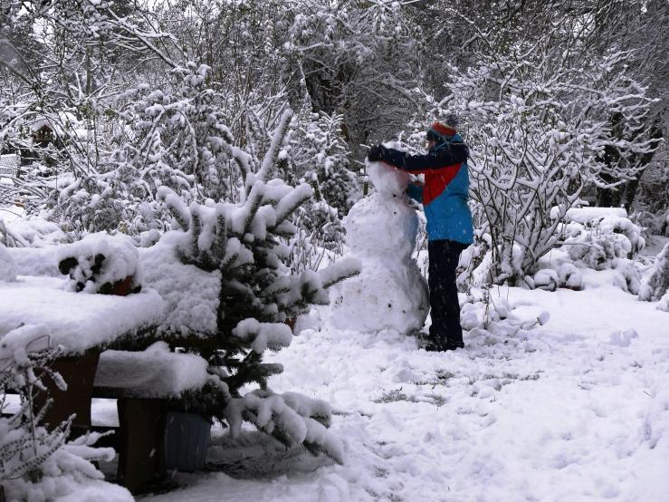Schnee von heute