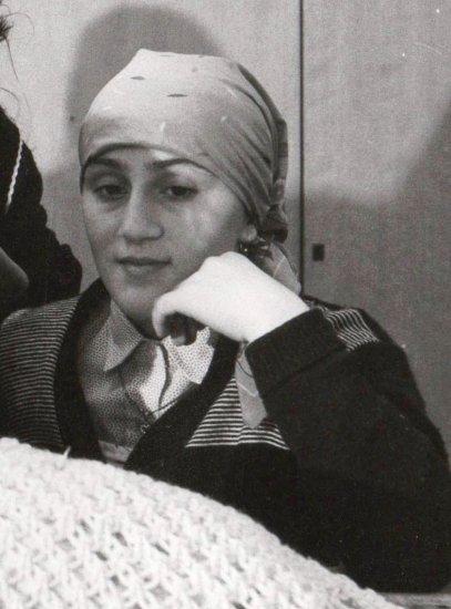 Türkische Kinder lernen Deutsch, 1982 - Kopie